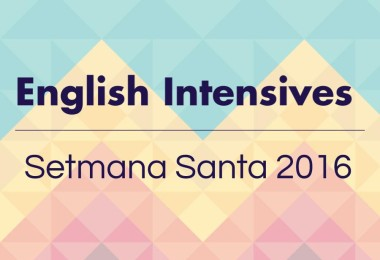 Intensives English Setmana Santa – First CAE & Proficiency
