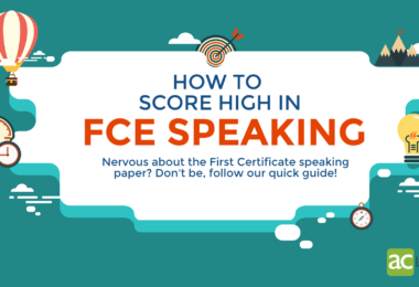Trucs per passar la part de Speaking del FCE