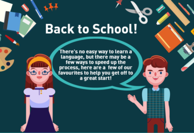 5 tips to skyrocket your English in and out of class