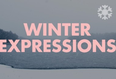 WINTER EXPRESSIONS – Be a real English speaker this winter