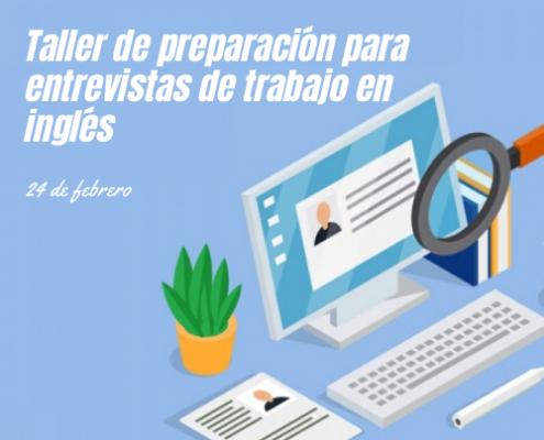 Taller de preparación para entrevistas de trabajo en inglés (1)