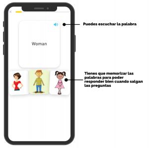 AC Languages - Tiny Cards - aplicacion para aprender ingles