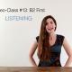 b2 video class (13) - listening - AC Ingles